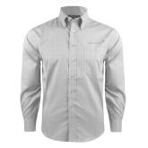 Red House Grey Plaid Long Sleeve Shirt-