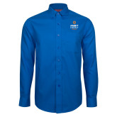 Red House French Blue Long Sleeve Shirt-Ambit Energy Canada