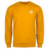 Gold Fleece Crew-Spark