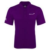 Adidas Climalite Purple Game Time Polo-