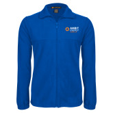 Fleece Full Zip Royal Jacket-Ambit Energy Japan