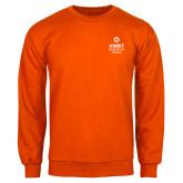 Orange Fleece Crew-Ambit Energy Canada
