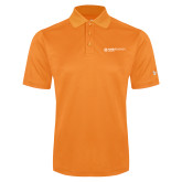 Under Armour Orange Performance Polo-Ambit Energy Japan