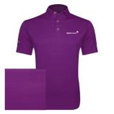 Callaway Opti Vent Purple Polo-