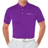 Callaway Opti Vent Purple Polo-Ambit Energy