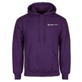 Purple Fleece Hoodie-Ambit Energy