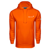 Under Armour Orange Performance Sweats Team Hood-