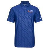 Nike Dri Fit Royal Embossed Polo-Ambit Energy Japan