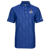 Nike Dri Fit Royal Embossed Polo-Ambit Energy Canada