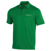 Under Armour Kelly Green Performance Polo-Ambit Energy