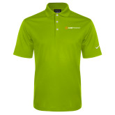 Nike Golf Dri Fit Vibrant Green Micro Pique Polo-Ambit Energy