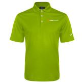 Nike Golf Dri Fit Vibrant Green Micro Pique Polo-Ambit Energy