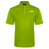 Nike Golf Dri Fit Vibrant Green Micro Pique Polo-Ambit Energy Japan