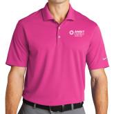 Nike Golf Dri Fit Fusion Pink Micro Pique Polo-Ambit Energy Japan