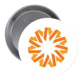 2.25 inch Round Button-Spark Button