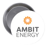 2.25 inch Round Button-Ambit Energy Button