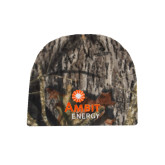 Mossy Oak Camo Fleece Beanie-