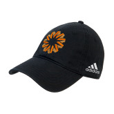 Adidas Black Slouch Unstructured Low Profile Hat-Spark