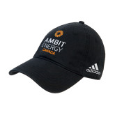 Adidas Black Slouch Unstructured Low Profile Hat-Ambit Energy Canada