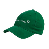 Kelly Green OttoFlex Unstructured Low Profile Hat-