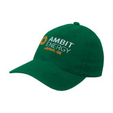 Kelly Green Flexfit Mid Profile Hat-Ambit Energy Japan