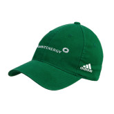 Adidas Kelly Green Slouch Unstructured Low Profile Hat-