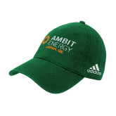 Adidas Kelly Green Slouch Unstructured Low Profile Hat-Ambit Energy Japan