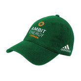 Adidas Kelly Green Slouch Unstructured Low Profile Hat-Ambit Energy Canada