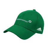 Adidas Kelly Green Structured Adjustable Hat-