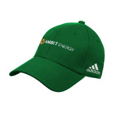 Adidas Kelly Green Structured Adjustable Hat-Ambit Energy