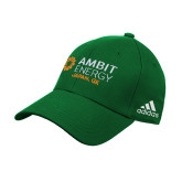 Adidas Kelly Green Structured Adjustable Hat-Ambit Energy Japan