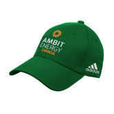 Adidas Kelly Green Structured Adjustable Hat-Ambit Energy Canada
