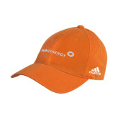 Adidas Orange Slouch Unstructured Low Profile Hat-