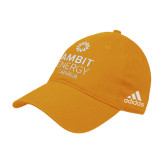 Adidas Gold Slouch Unstructured Low Profile Hat-Ambit Energy Canada