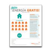 Ambit Free Energy Flyer, Spanish-