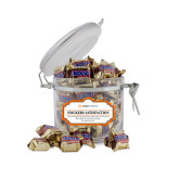 Snickers Satisfaction Small Round Canister-Ambit Energy