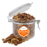 Deluxe Nut Medley Round Canister-Ambit Energy Japan