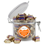 Snickers Satisfaction Round Canister-Ambit Energy Japan