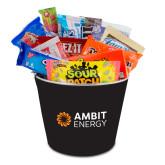 Metal Gift Bucket w/Neoprene Cover-Ambit Energy