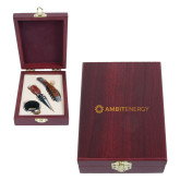 Tuscany Wine Set-Ambit Energy  Engraved