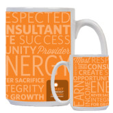 Full Color White Mug 15oz-Independent Consultant