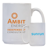 Full Color White Mug 15oz-Independent Consultant