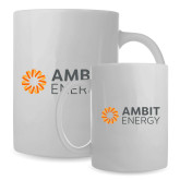 Full Color White Mug 15oz-Ambit Energy