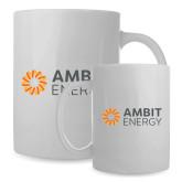 Full Color White Mug 15oz-Ambit Energy