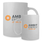 Full Color White Mug 15oz-Ambit Energy Japan