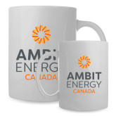 Full Color White Mug 15oz-Ambit Energy Canada