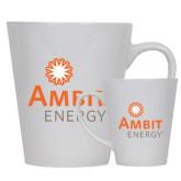 12oz Ceramic Latte Mug-