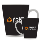 Full Color Latte Mug 12oz-Ambit Energy