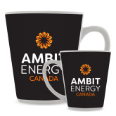 Full Color Latte Mug 12oz-Ambit Energy Canada