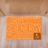 Full Color Indoor Floor Mat-Independent Consultant